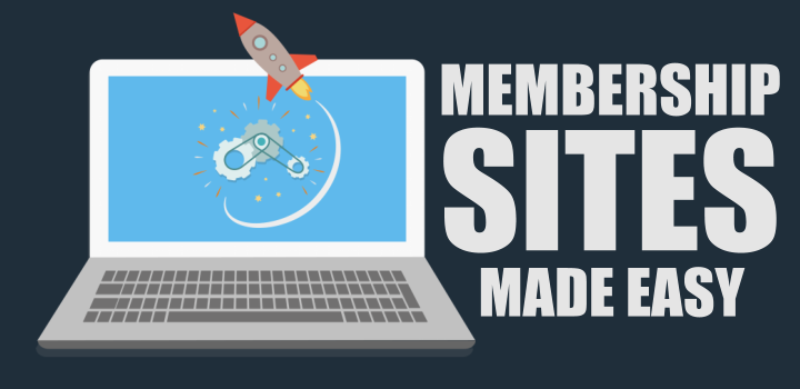 Membership Site Development